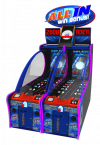 All In - Two Player Cabinet with marquee