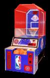 NBA Hoop Troop - Single Cabinet