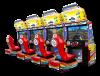 """Daytona Championship USA 42"""" 4 Player Cabinet"""