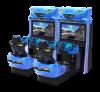 Storm Racer Motion DLX - 2 Player Cabinet