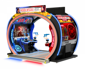 MISSION: IMPOSSIBLE ARCADE