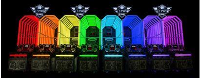 Hyper Shoot - Rainbow Lighting available