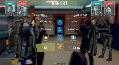 Mission: Impossible Arcade - Report