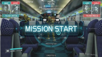 Mission: Impossible Arcade - Mission Start