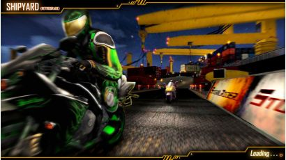 Storm Rider - Shipyard (Retrograde) Track