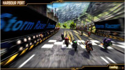 Storm Rider - Harbour Port Track