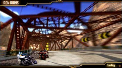 Storm Rider - Iron Ruins Track