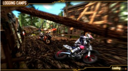 Storm Rider - Logging Camps Track