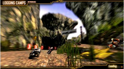 Storm Rider - Logging Camps (Retrograde) Track