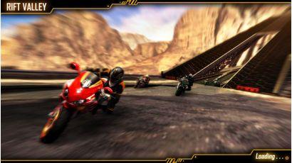 Storm Rider - Rift Valley Track