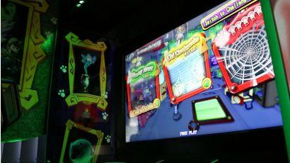Luigi's Mansion Arcade - Level Select