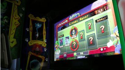 Luigi's Mansion Arcade - Progress