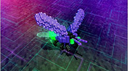 Centipede Chaos Boss - Fly