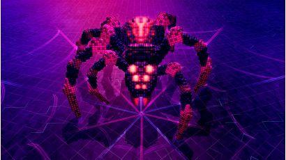 Centipede Chaos Boss - Mega Bonus Spider
