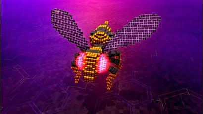 Centipede Chaos Boss - Wasp
