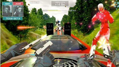 Mission: Impossible Arcade - Train
