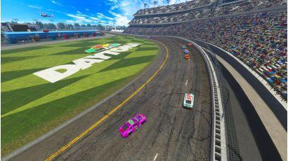 Daytona: Daytona International Speedway Track