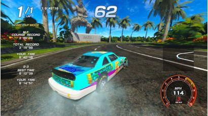 Daytona: Lakeside Track