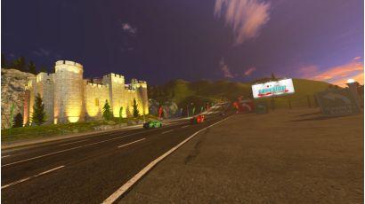 Daytona: Galaxy Track