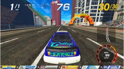 Daytona: Metro Track