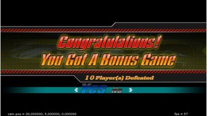 Storm Racer Motion DLX - Win a bonus game