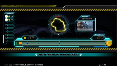 Storm Racer Motion DLX - New track unlocked