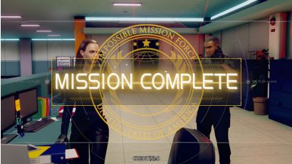Mission: Impossible Arcade - Mission Complete
