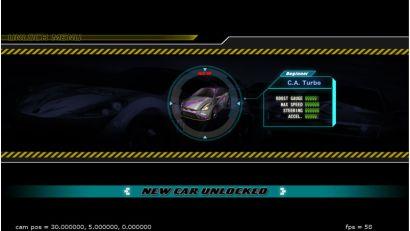 Storm Racer STD - New car unlocked
