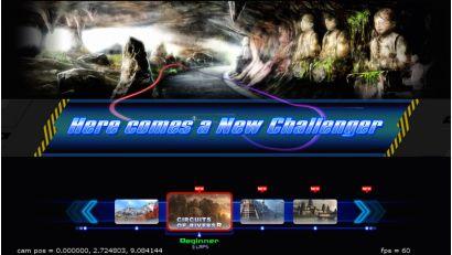Storm Racer STD - New Challenger track