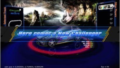 Storm Racer STD - New Challenger Car
