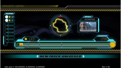 Storm Racer STD - New track unlocked