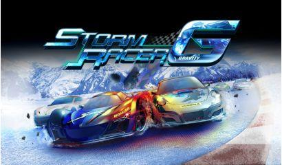 Storm Racer Motion DLX - Hero Image