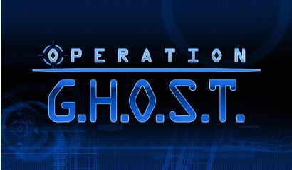 Target Bravo: Operation Ghost DLX - Logo Starting Screen