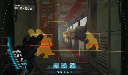 Target Bravo: Operation Ghost Upright - Scanning for enemies through walls