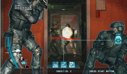 Target Bravo: Operation Ghost Upright - Shoot