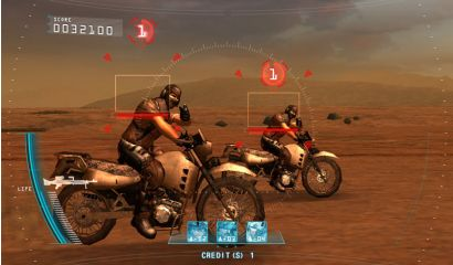 Target Bravo: Operation Ghost Upright - Shooting at enemies