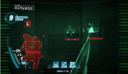 Target Bravo: Operation Ghost Upright - Shooting with a critical combo