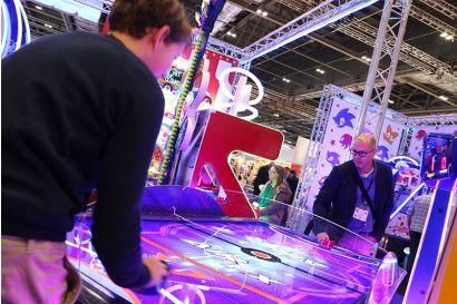 Air FX - Players enjoying a game of Air FX