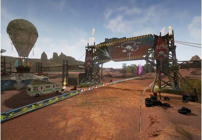 ATV Slam Map - Canyon