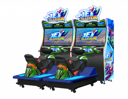 Jet Blaster - Two Player