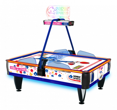 Sonic Sports Air Hockey - 4 Player Table
