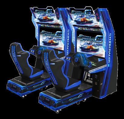 Storm Racer STD - 2 Player Cabinet