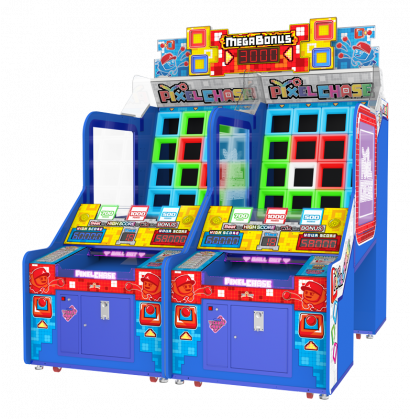 Pixel Chase - 2 Player Cabinet