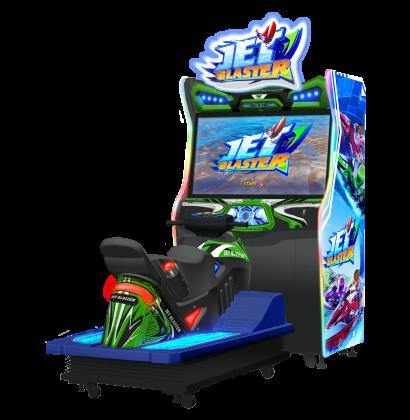 Jet Blaster - Single Player