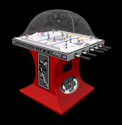 Super Chexx Pro - Cabinet (Red)