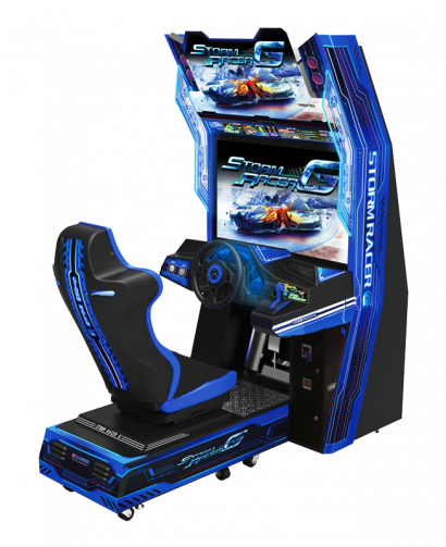 Storm Racer STD - Single Cabinet