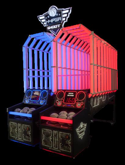 Hyper Shoot - 2 Player Cabinet