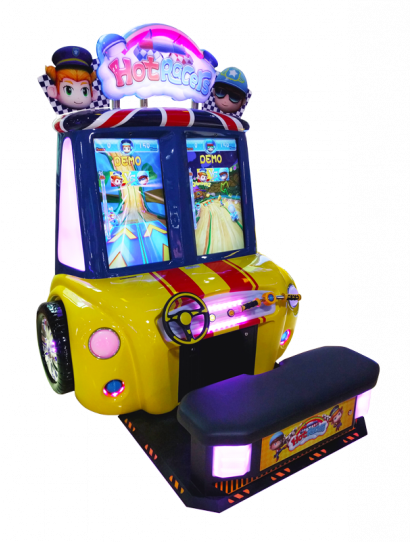Hot Racers - 2 Player Cabinet