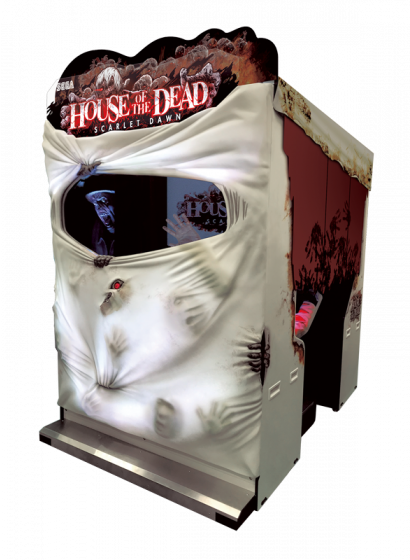 House of the Dead Scarlet Dawn - Theatre Cabinet