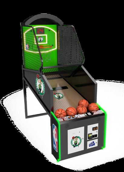 NBA Game Time - Celtics Cabinet